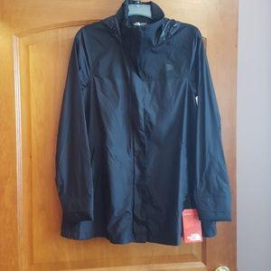 New Women's Northface flychute  jacket